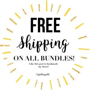 ✨FREE SHIPPING ON ALL BUNDLES!✨